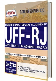 Download Apostila Concurso UFF