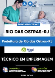 Apostila Concurso Rio das Ostras