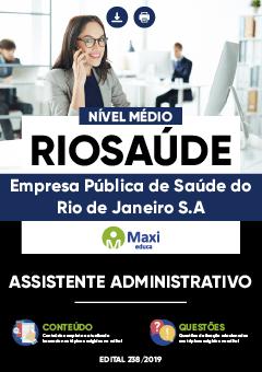 Apostila Concurso RioSaúde