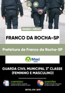 Apostila Prefeitura de Franco da Rocha 2020