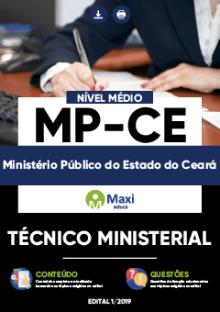 Apostila Concurso MP-CE 2020