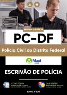 Apostila PC DF 2020