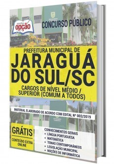 Download Apostila Jaraguá do Sul