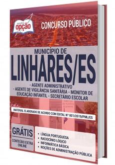 Apostila Prefeitura de Linhares