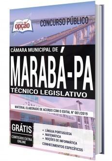 Apostila Câmara de Marabá Técnico Legislativo