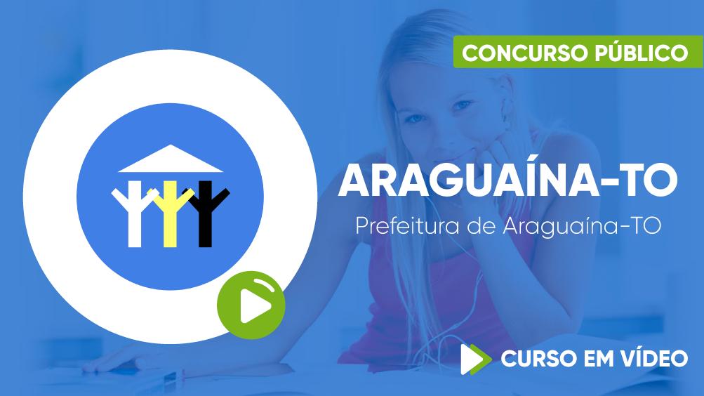 Cursinho Concurso Araguaína