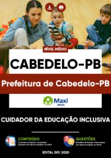 PDF Apostila Concurso Cabedelo