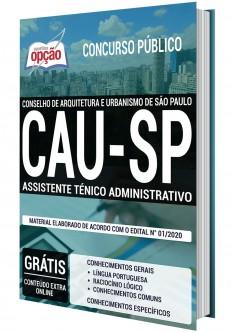 Concurso CAU SP 2020