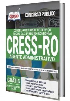 Concurso CRESS-RO