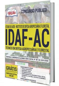 Concurso IDAF-AC