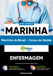 Apostila Marinha do Brasil 2020