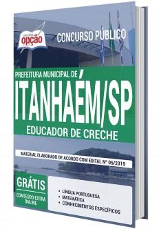 Apostila Itanhaém SP 2020