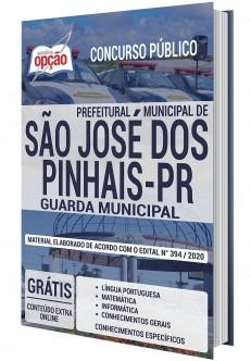 Concurso Prefeitura de São José dos Pinhais
