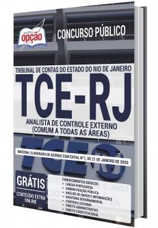 Apostila Concurso TCE-RJ
