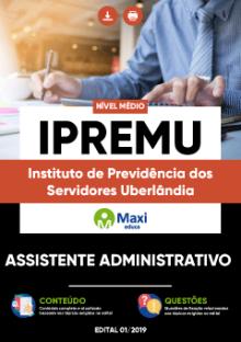 Concurso IPREMU 2020