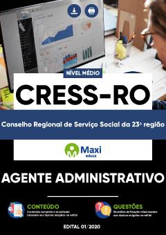 Apostila CRESS RO