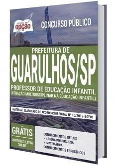 Apostila Concurso Guarulhos
