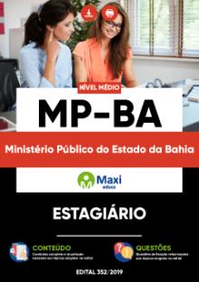 Estagiários MP-BA