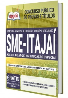 Concurso SME Itajaí
