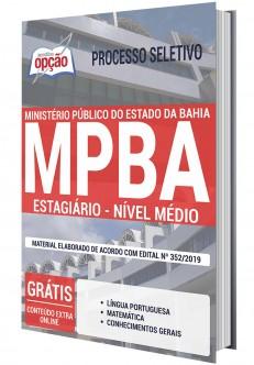 Estágio MP-BA