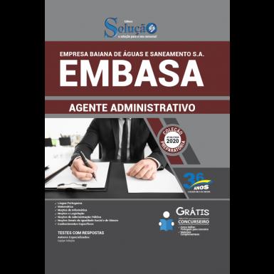 Concurso EMBASA 2020