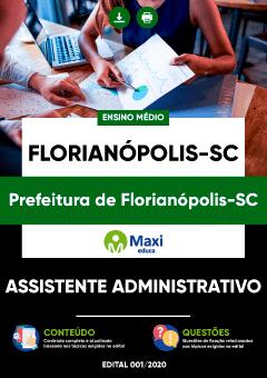 Concurso Prefeitura de Florianópolis