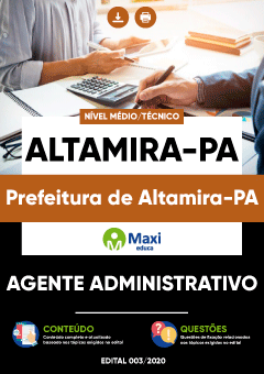 Concurso Altamira PA 2020
