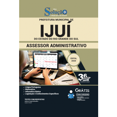 Apostila Prefeitura de Ijuí Download PDF