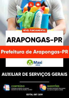 Concurso Arapongas