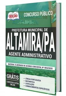 Concurso Prefeitura de Altamira