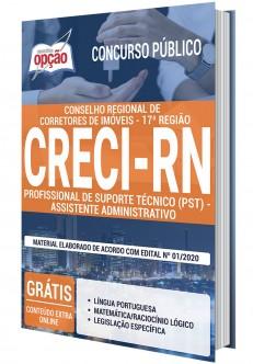 Apostila Concurso CRECI RN