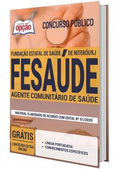 Concurso FESAÚDE Niterói