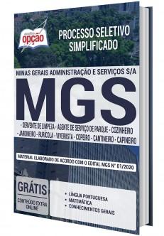 Concurso MGS 2020