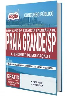 Concurso Prefeitura de Praia Grande