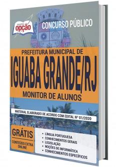 Apostila Prefeitura de Iguaba Grande 2020 pdf