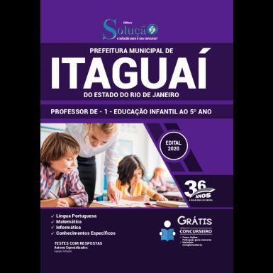 Concurso Prefeitura de Itaguaí