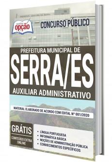 Concurso Prefeitura de Serra 2020