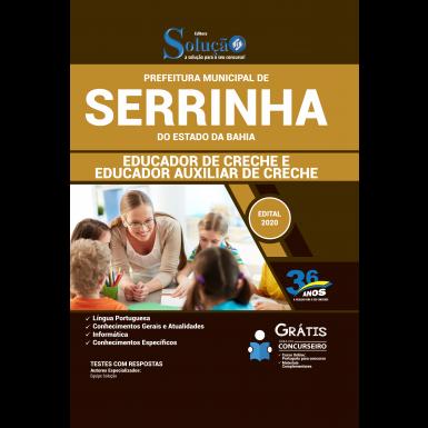 Concurso Prefeitura de Serrinha