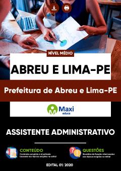 Apostila Abreu e Lima Concurso 2020