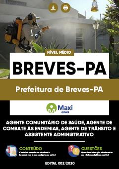 Concurso Prefeitura de Breves