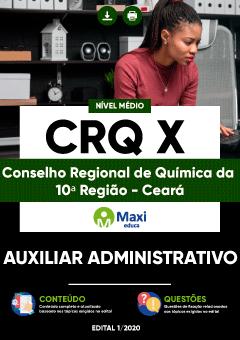Apostila CRQ CE 2020