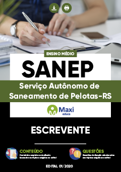 Concurso SANEP RS
