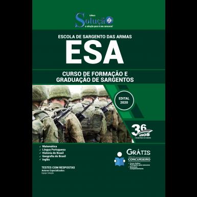 Concurso ESA 2020