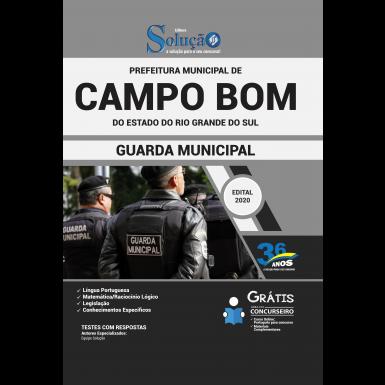 Concurso Prefeitura de Campo Bom RS
