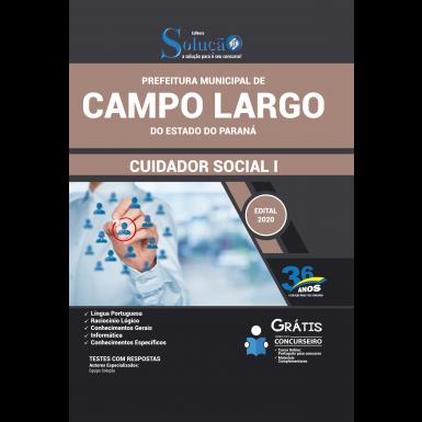 Concurso Prefeitura de Campo Largo
