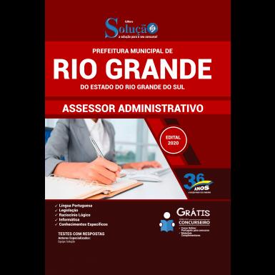 Concurso Prefeitura de Rio Grande
