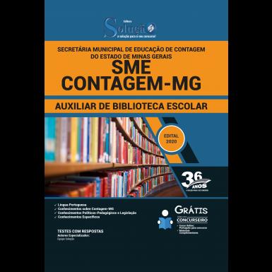Concurso SME Contagem MG
