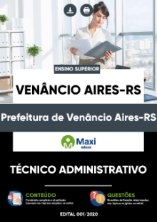 Concurso Venâncio Aires 2020