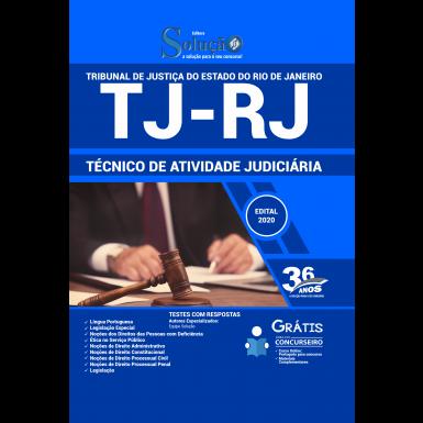 Concurso TJ-RJ 2020
