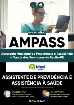 Concurso Reciprev Ampass